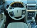 Dashboard of 2011 MKZ Hybrid