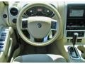 2006 Mountaineer Premier Steering Wheel