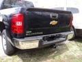2011 Imperial Blue Metallic Chevrolet Silverado 1500 Extended Cab  photo #4