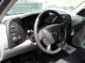2011 Imperial Blue Metallic Chevrolet Silverado 1500 Extended Cab  photo #10