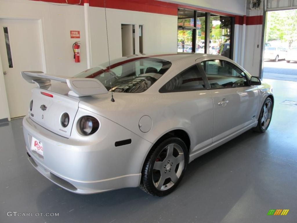 ultra silver metallic 2006 chevrolet cobalt ss supercharged coupe exterior photo 48874384. Black Bedroom Furniture Sets. Home Design Ideas