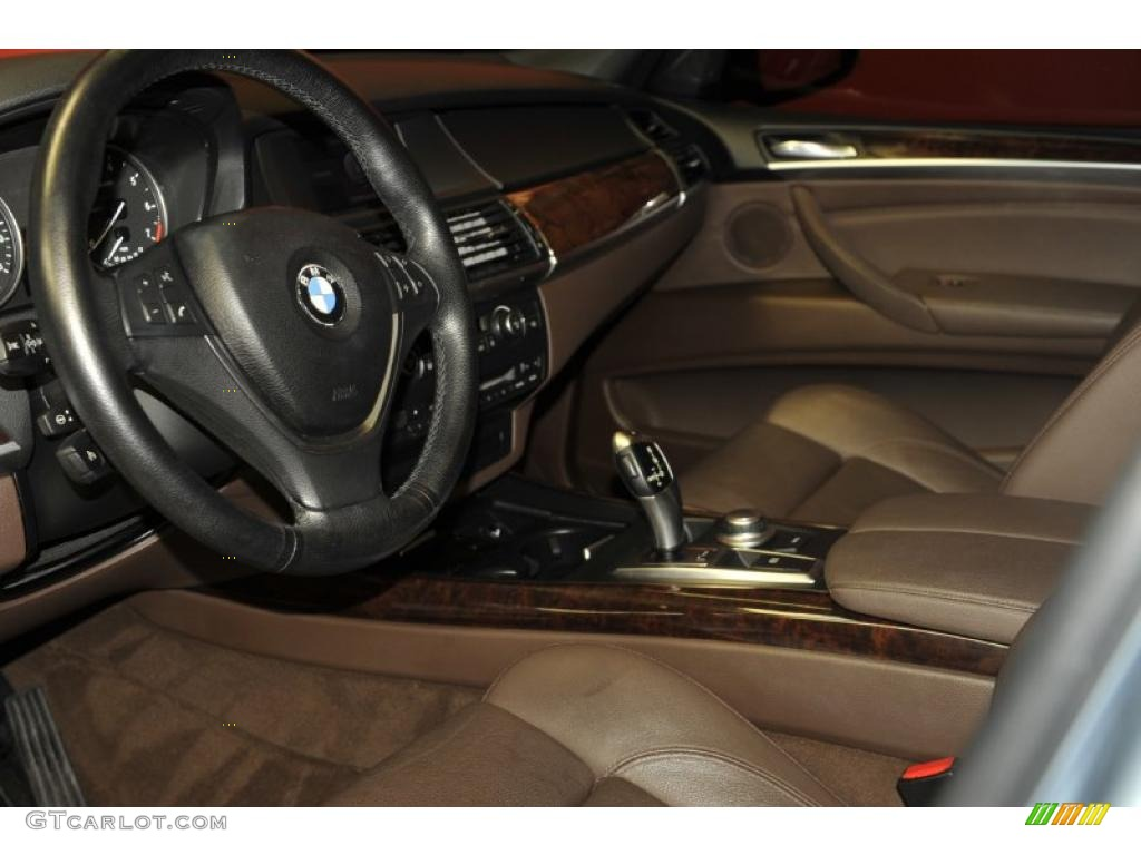 tobacco interior 2007 bmw x5 photo 48885036. Black Bedroom Furniture Sets. Home Design Ideas