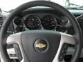 2011 Black Chevrolet Silverado 1500 LT Crew Cab 4x4  photo #12