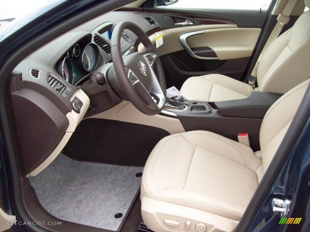 cashmere interior 2011 buick regal cxl photo 48890361. Black Bedroom Furniture Sets. Home Design Ideas