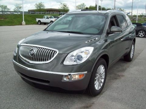 2011 Buick Enclave CXL Data, Info and Specs