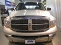 2006 Bright Silver Metallic Dodge Ram 1500 Laramie Quad Cab 4x4  photo #4