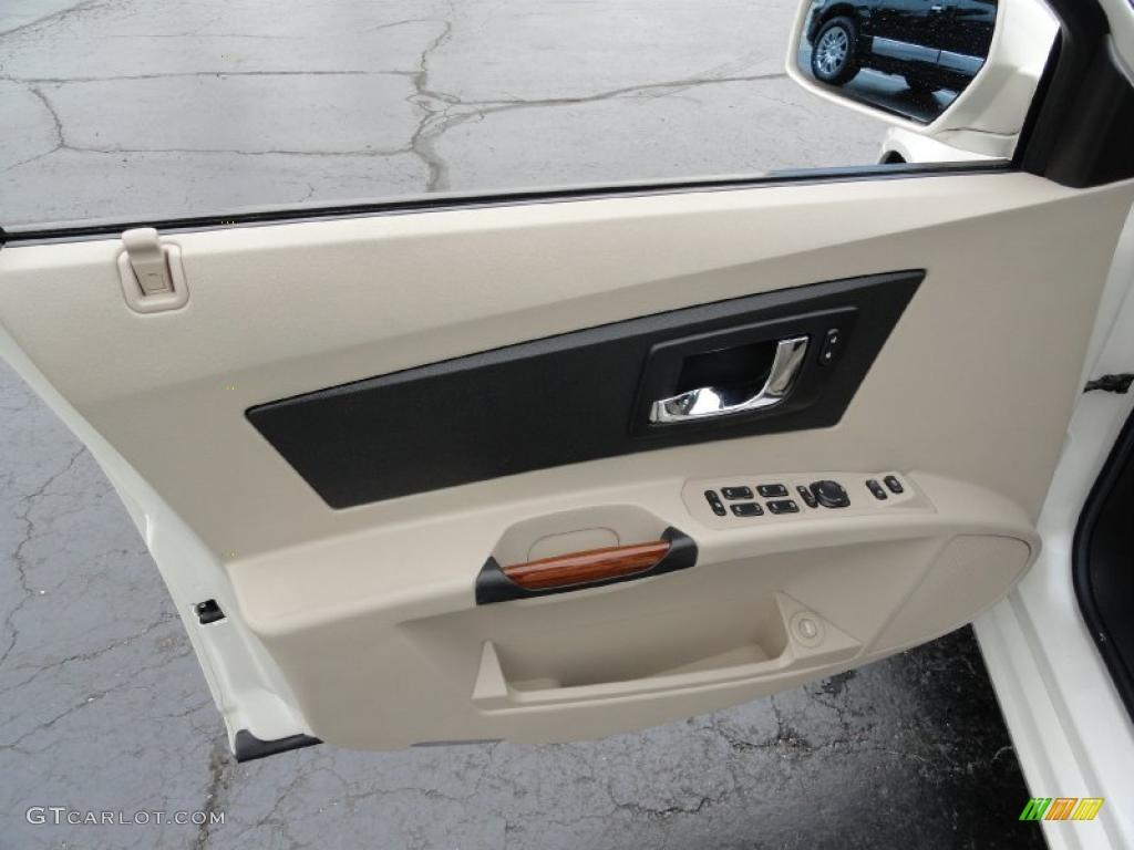 2003 Cadillac Cts Sedan Light Neutral Door Panel Photo 48913218