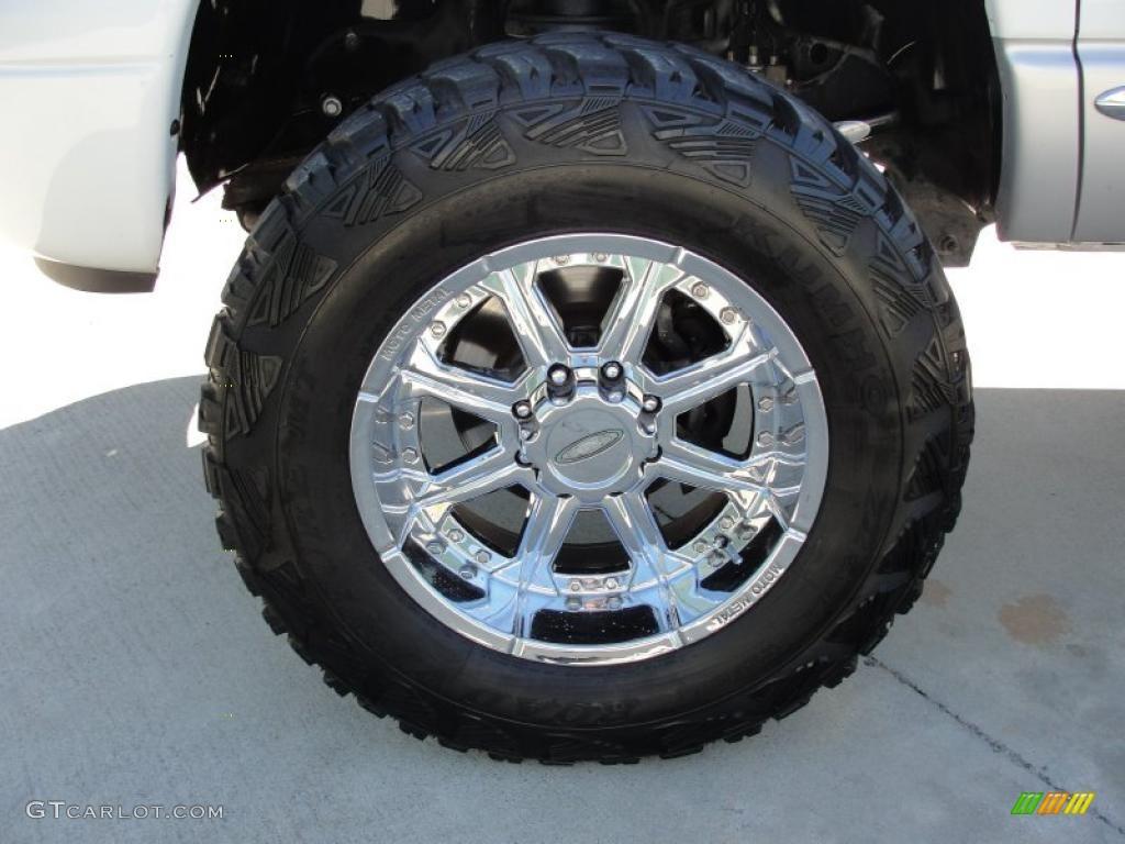 2006 dodge ram 2500 slt mega cab 4x4 custom wheels photo 48913888. Black Bedroom Furniture Sets. Home Design Ideas