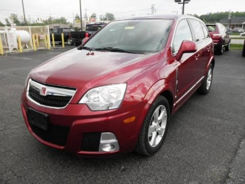 2008 saturn vue red line awd data info and specs. Black Bedroom Furniture Sets. Home Design Ideas