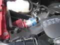 2005 Victory Red Chevrolet Silverado 1500 LS Regular Cab 4x4  photo #9