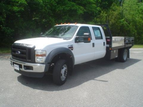 2008 ford f450 super duty xl crew cab 4x4 chassis stake truck data info and specs. Black Bedroom Furniture Sets. Home Design Ideas