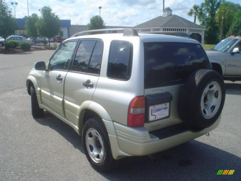 2000 planet gold metallic suzuki grand vitara jlx 4x4