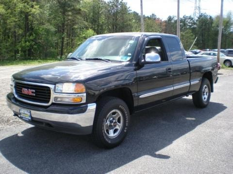 2000 gmc sierra 1500 sle extended cab 4x4 data info and specs. Black Bedroom Furniture Sets. Home Design Ideas