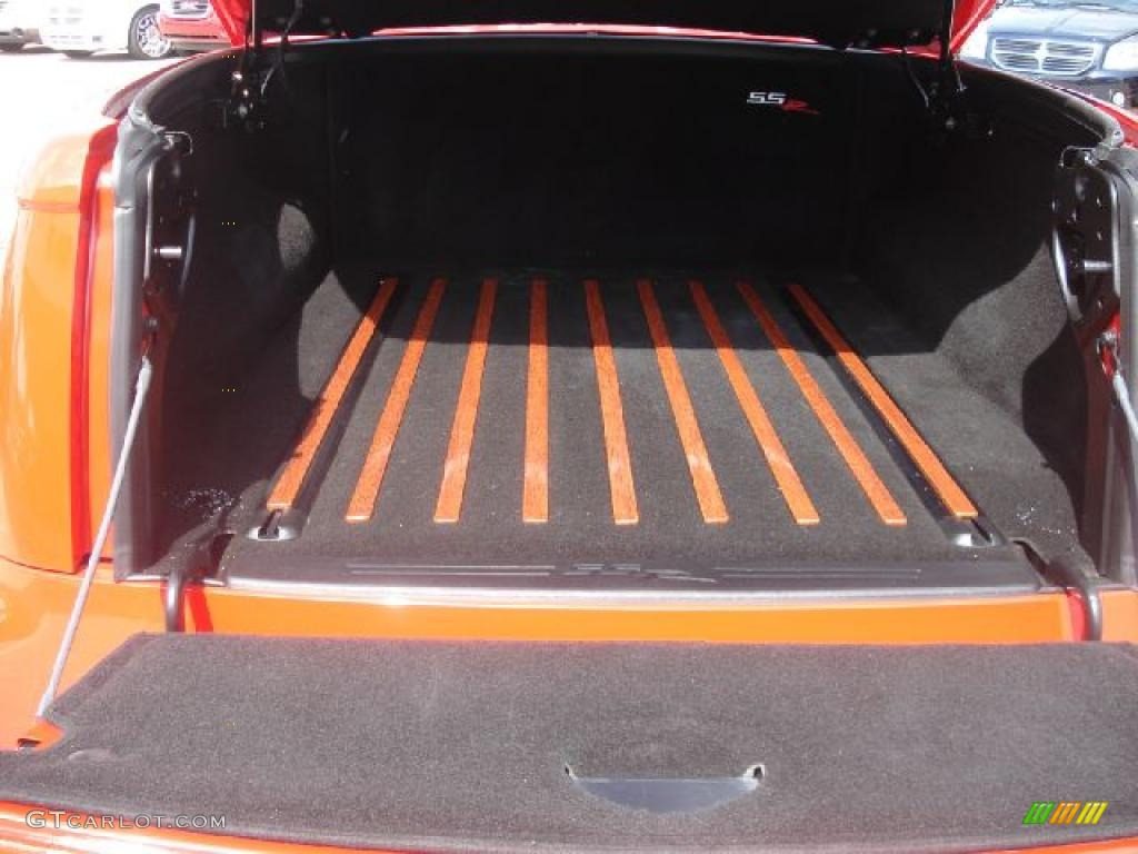 2003 Chevrolet Ssr Standard Ssr Model Trunk Photo