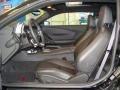 Black 2011 Chevrolet Camaro Interiors