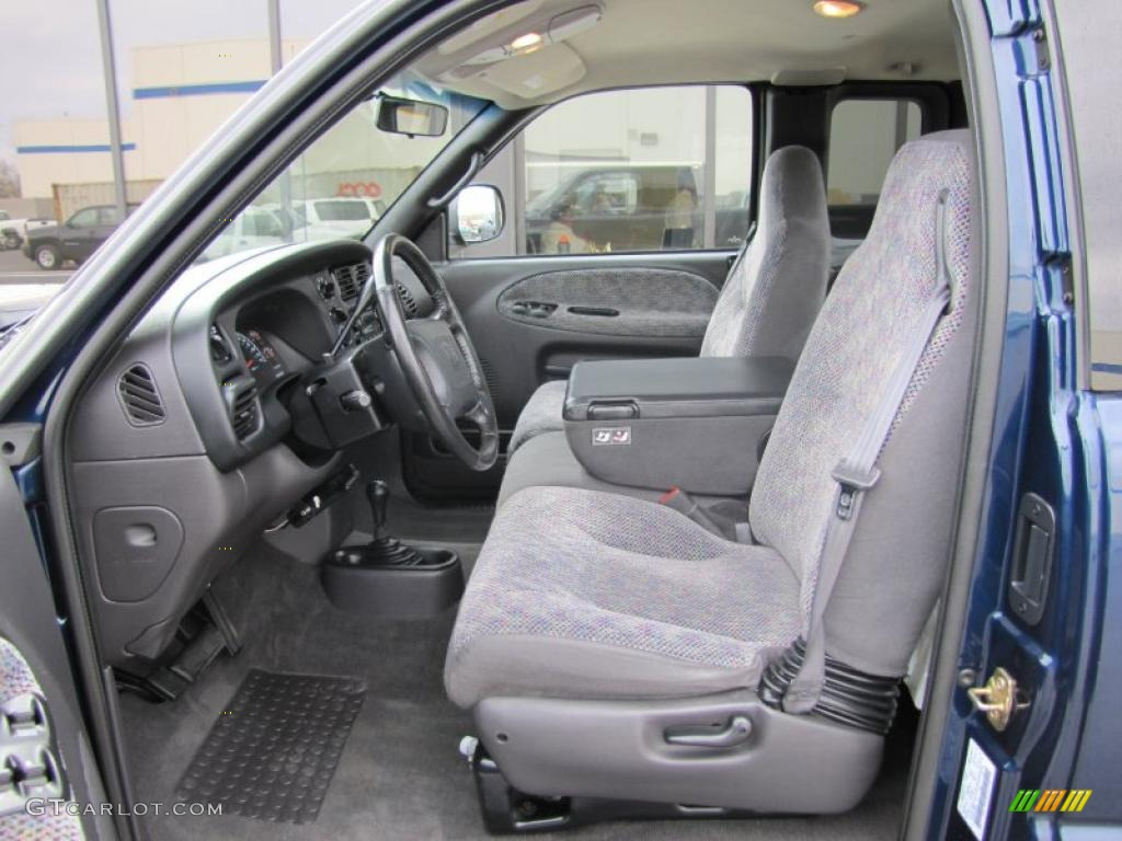 2001 Dodge Ram 2500 Slt Quad Cab 4x4 Interior Photo