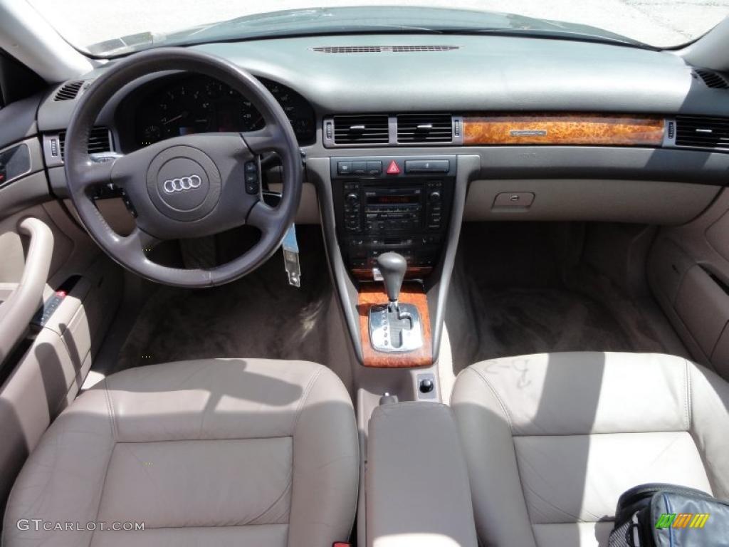 2000 Audi A6 4 2 Quattro Sedan Melange Dashboard Photo