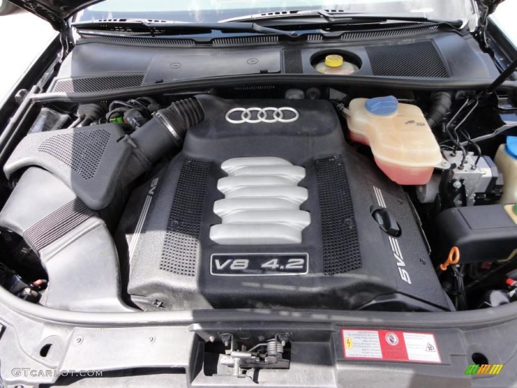 2000 Audi A6 V8 Engine Diagram Free Wiring For You 4 2 Quattro Sedan Liter Dohc 40 Valve 27t Intake 2001 Problems