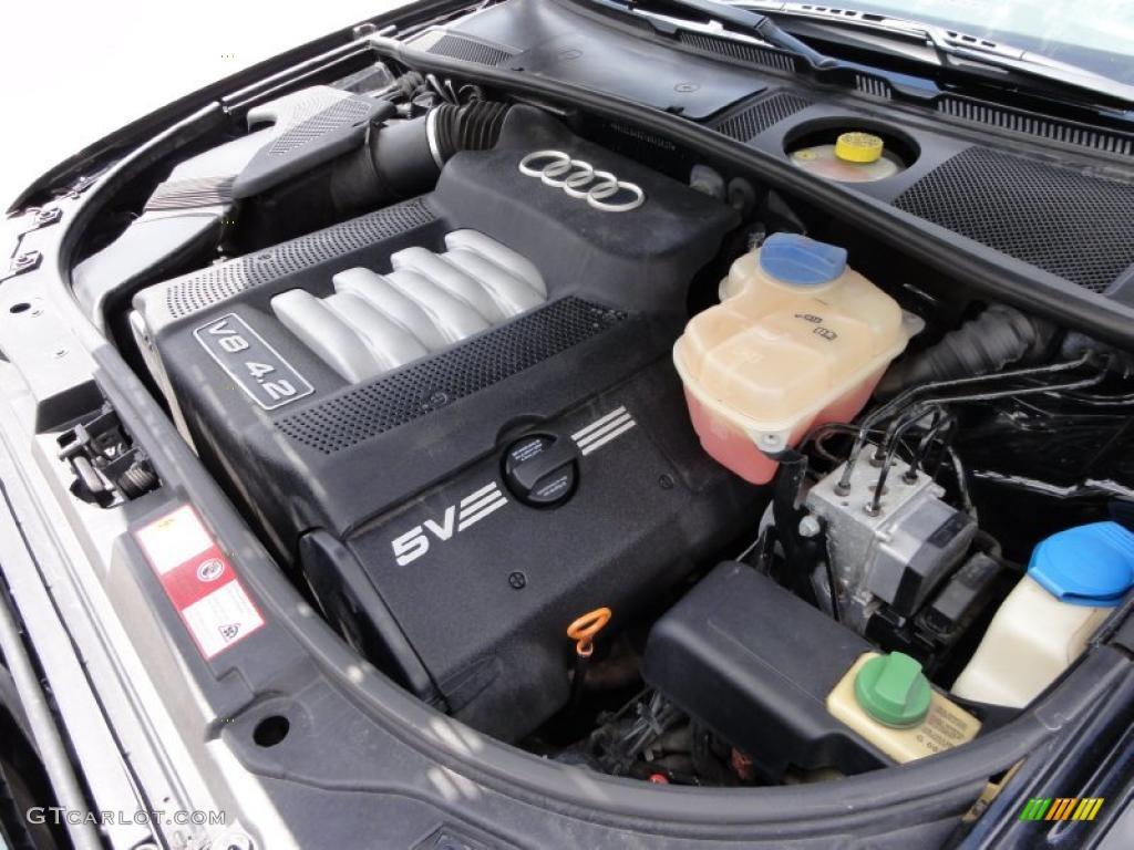 Kekurangan Audi A6 4.2 V8 Review