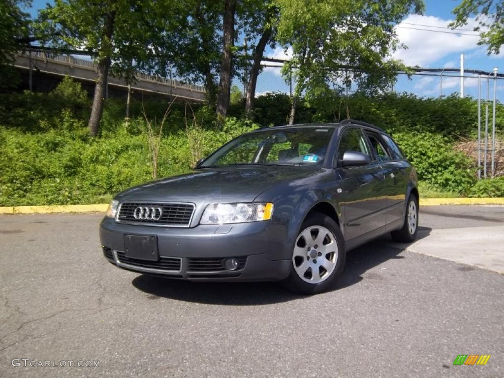 2002 dolphin grey pearl effect audi a4 1 8t quattro avant 48925152 car color. Black Bedroom Furniture Sets. Home Design Ideas