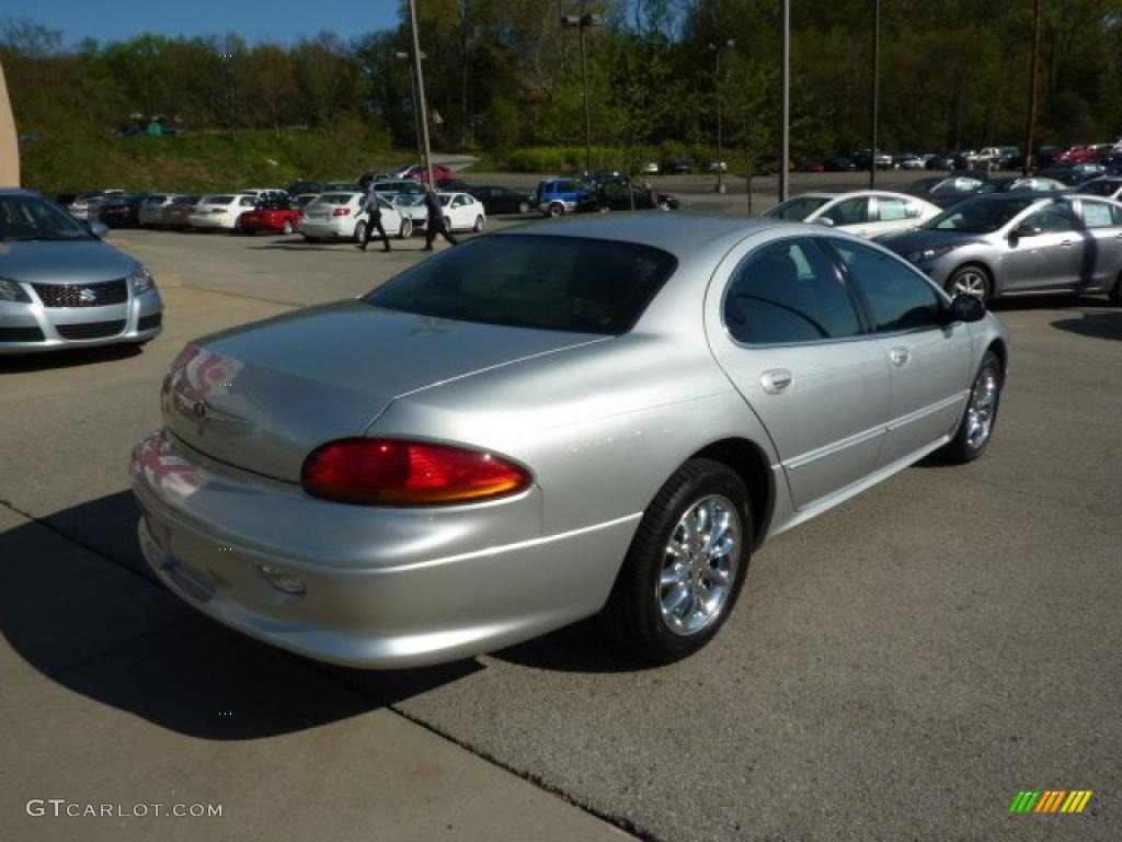 bright silver metallic 2002 chrysler concorde limited exterior photo. Cars Review. Best American Auto & Cars Review