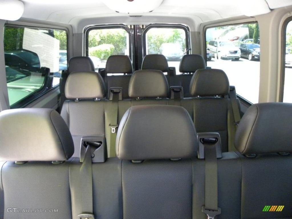 2011 Mercedes Benz Sprinter 2500 Passenger Van Interior Photo 48964088