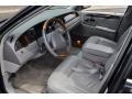 Light Graphite 2000 Lincoln Town Car Interiors