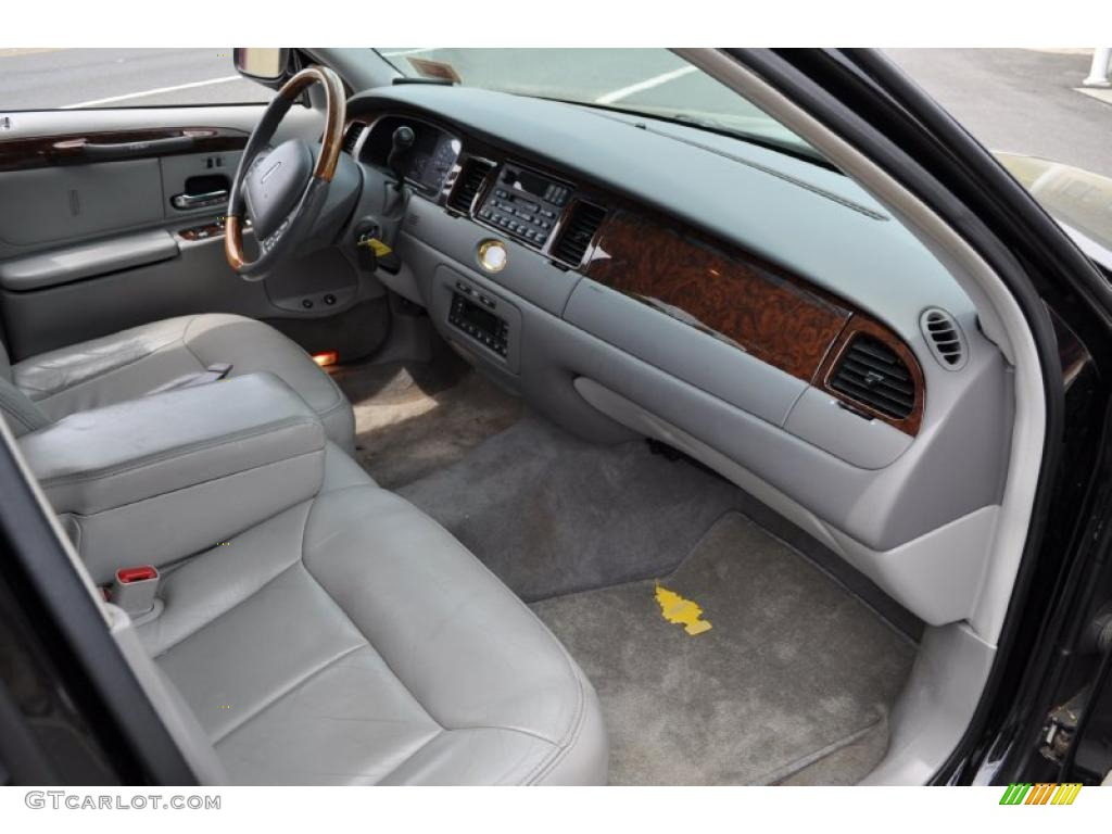 2000 lincoln town car cartier interior color photos. Black Bedroom Furniture Sets. Home Design Ideas