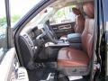 Dark Slate Gray/Russet Brown 2011 Dodge Ram 1500 Interiors