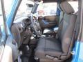 2011 Cosmos Blue Jeep Wrangler Sport 4x4  photo #11