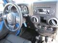 2011 Cosmos Blue Jeep Wrangler Sport 4x4  photo #16