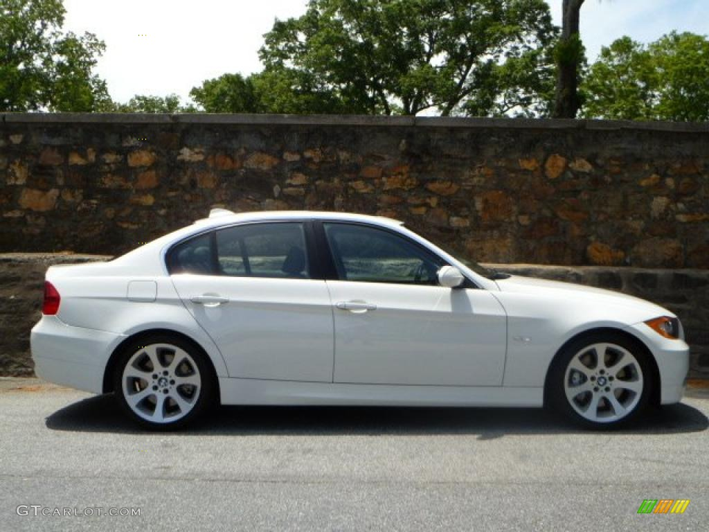Alpine White 2008 BMW 3 Series 335i Sedan Exterior Photo 48988058