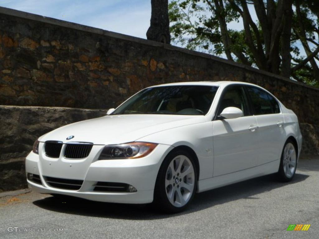 alpine white 2008 bmw 3 series 335i sedan exterior photo 48988091. Black Bedroom Furniture Sets. Home Design Ideas