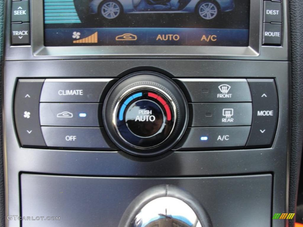 2011 Hyundai Genesis Coupe 3 8 Controls Photo 49002200 Gtcarlot Com