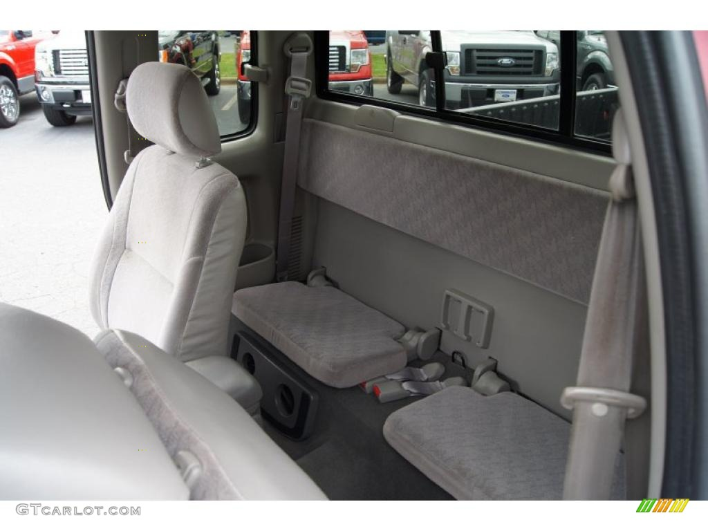 2002 Toyota Tacoma V6 Trd Xtracab 4x4 Interior Photo