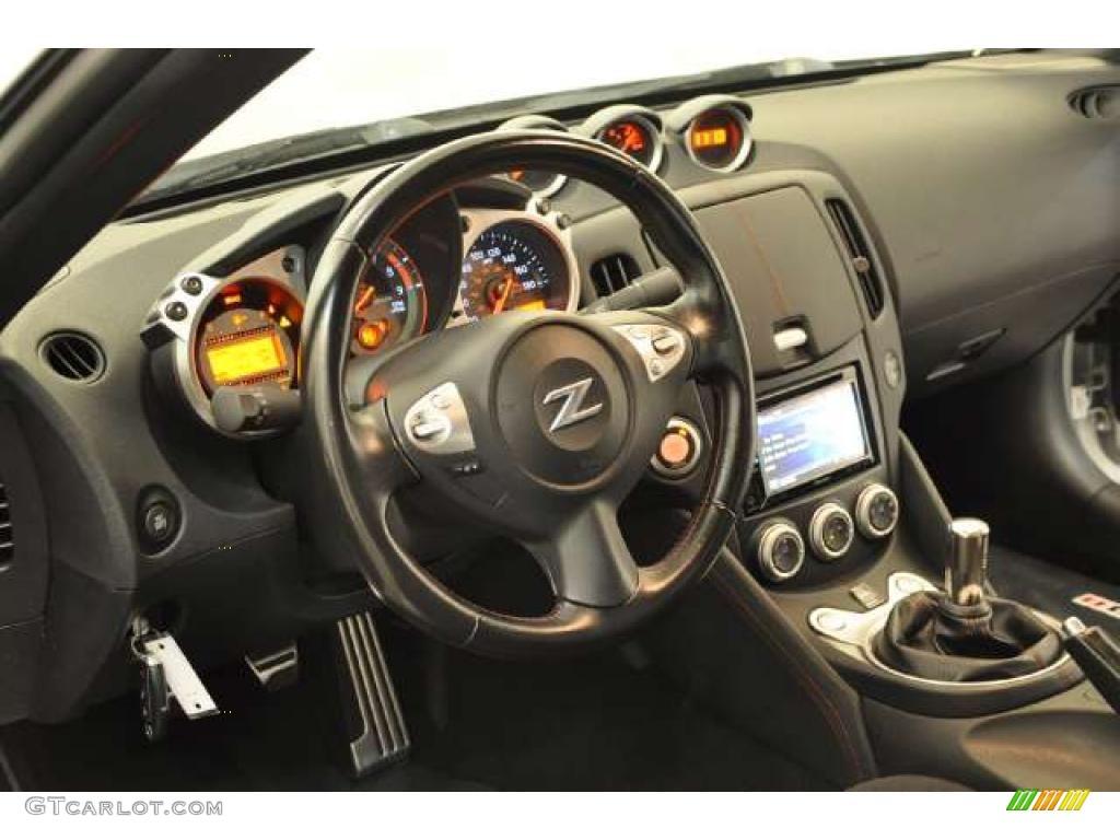 Nismo Black Red Interior 2009 Nissan 370z Nismo Coupe Photo 49013678 Gtcarlot Com