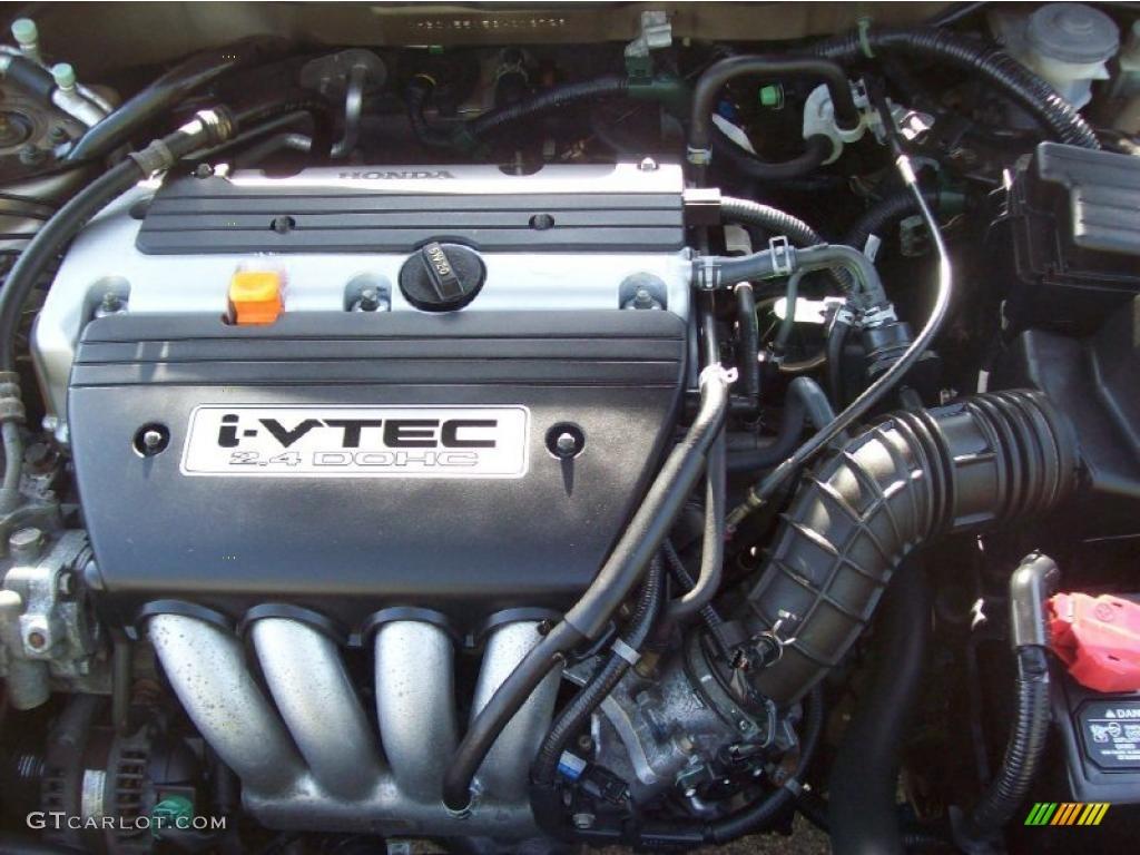 2003 honda accord dx sedan 2 4 liter dohc 16 valve i vtec for 2003 honda accord motor oil
