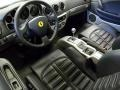 Blu Scuro (Dark Blue) 2003 Ferrari 360 Interiors