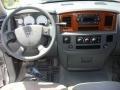 2006 Bright Silver Metallic Dodge Ram 1500 Big Horn Edition Quad Cab 4x4  photo #12