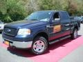 True Blue Metallic 2006 Ford F150 Gallery