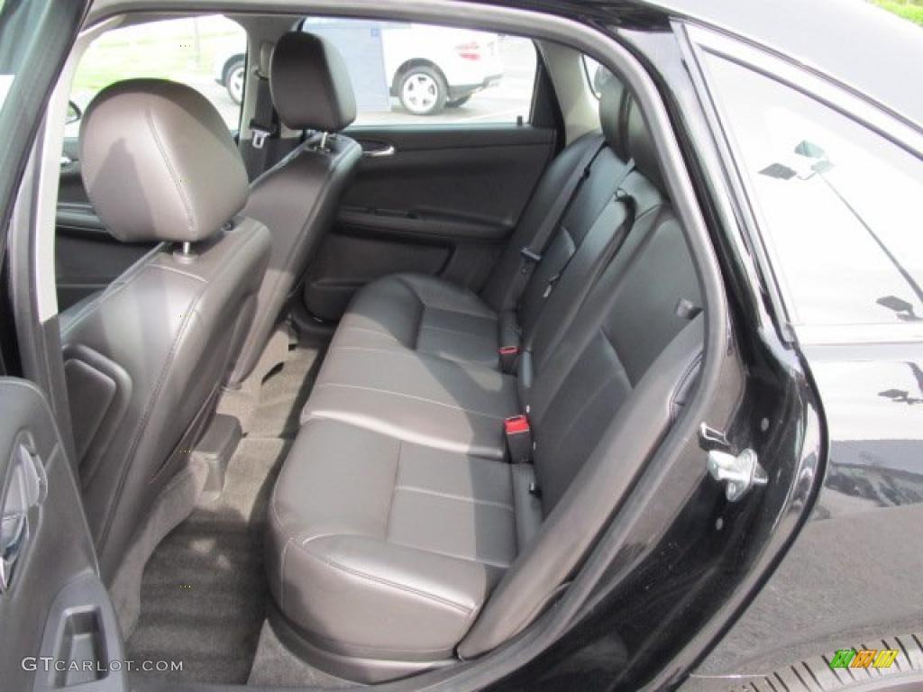 2011 Chevrolet Impala Ltz Interior Photos
