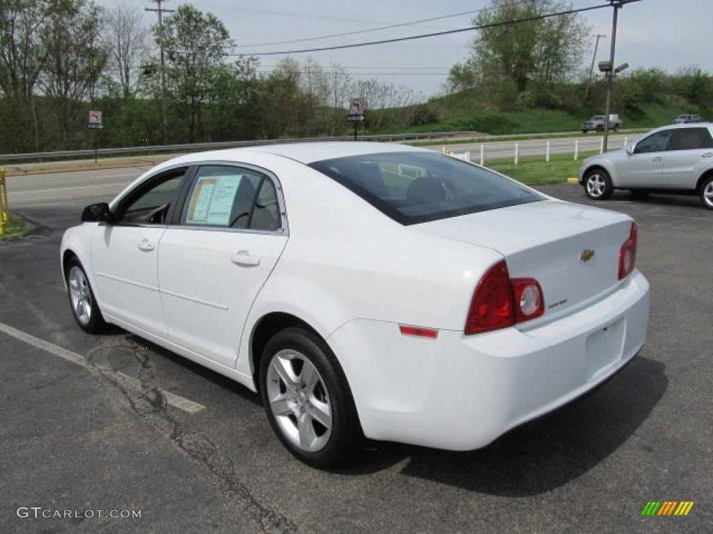 chevy malibu white - photo #9
