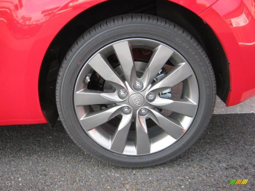 2011 Kia Forte Koup Sx Wheel Photo 49044546 Gtcarlot Com