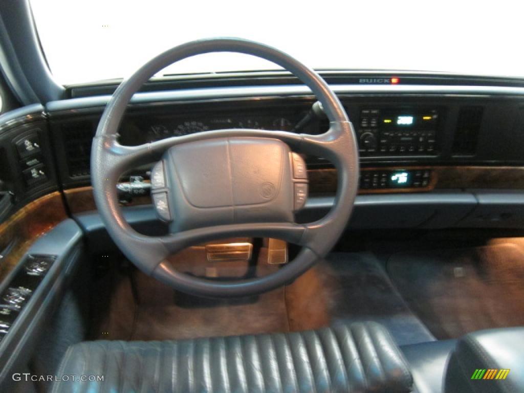1995 buick park avenue standard park avenue model adriatic blue dashboard photo 49053548