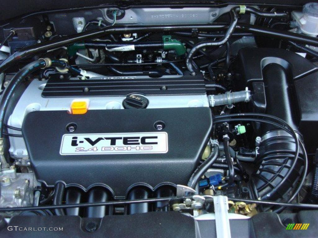 2004 Honda Cr