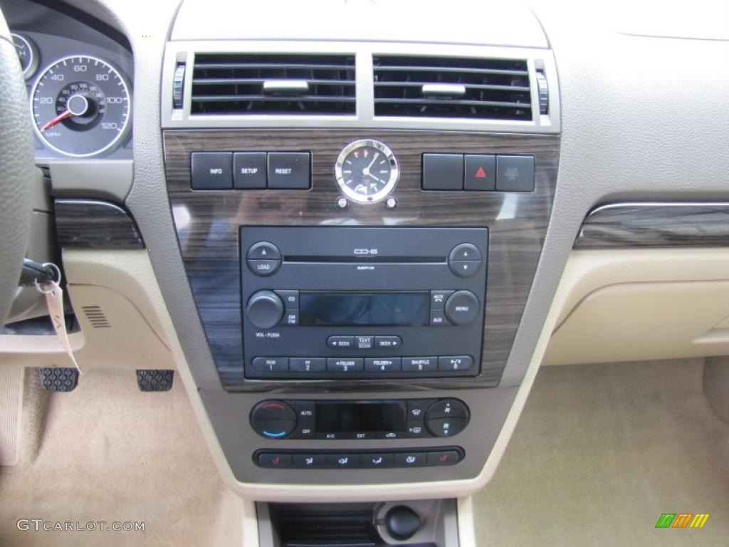 2006 ford fusion sel controls photo 49057436 gtcarlot com