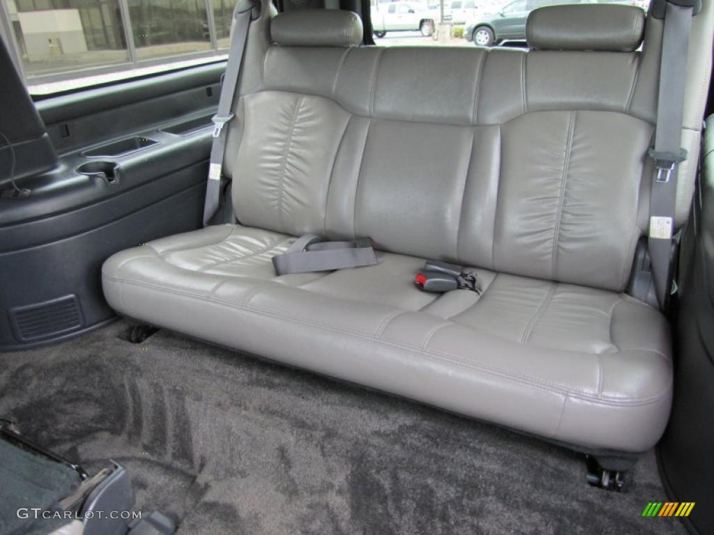 2002 chevrolet suburban 1500 z71 4x4 interior photo. Black Bedroom Furniture Sets. Home Design Ideas