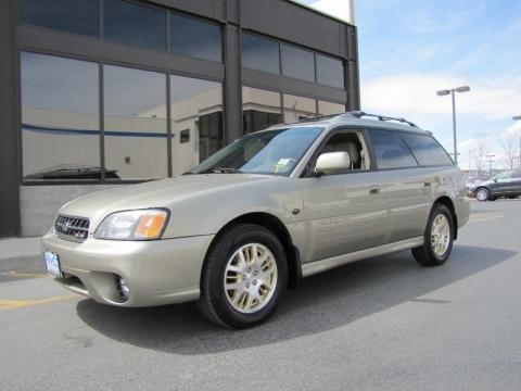 2003 Subaru Outback Ll Bean Edition Wagon Data Info And Specs