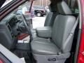 2008 Flame Red Dodge Ram 1500 ST Regular Cab  photo #7