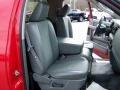 2008 Flame Red Dodge Ram 1500 ST Regular Cab  photo #8